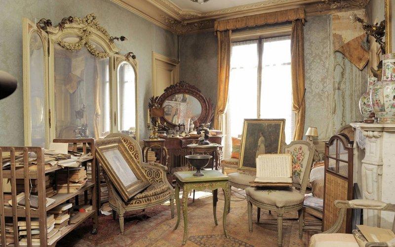 A Paris Apartment Unlocked