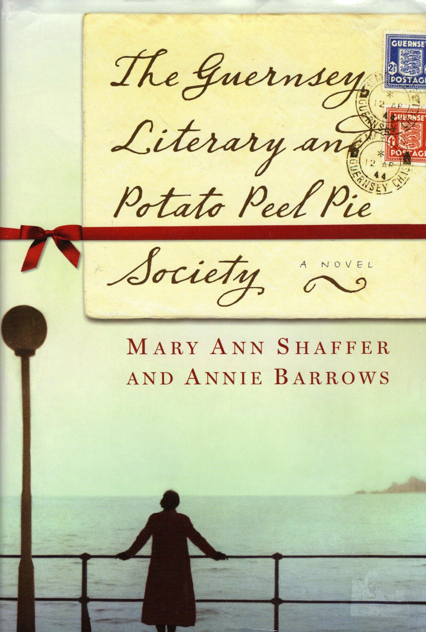 Cover image of the Guernsey Literary and Potato Peel Pie Society